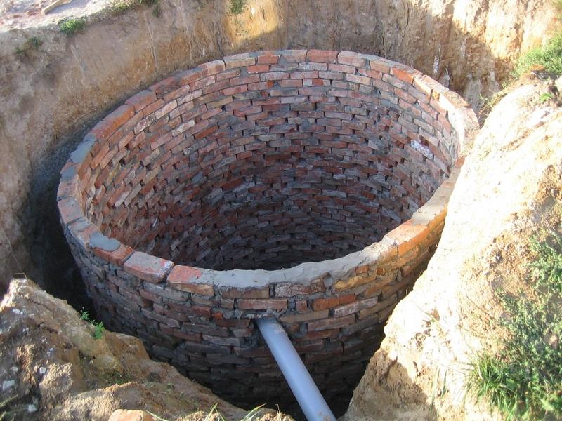 Выгребная яма для частного дома